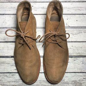 Polo Ralph Lauren Torrington Suede Boots